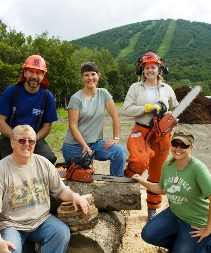 Women's Forestry Classes