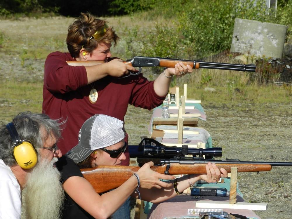 Firearms Safety Classes for Women